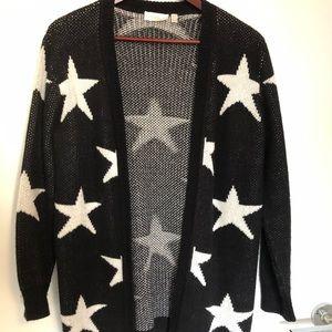 Star cardigan